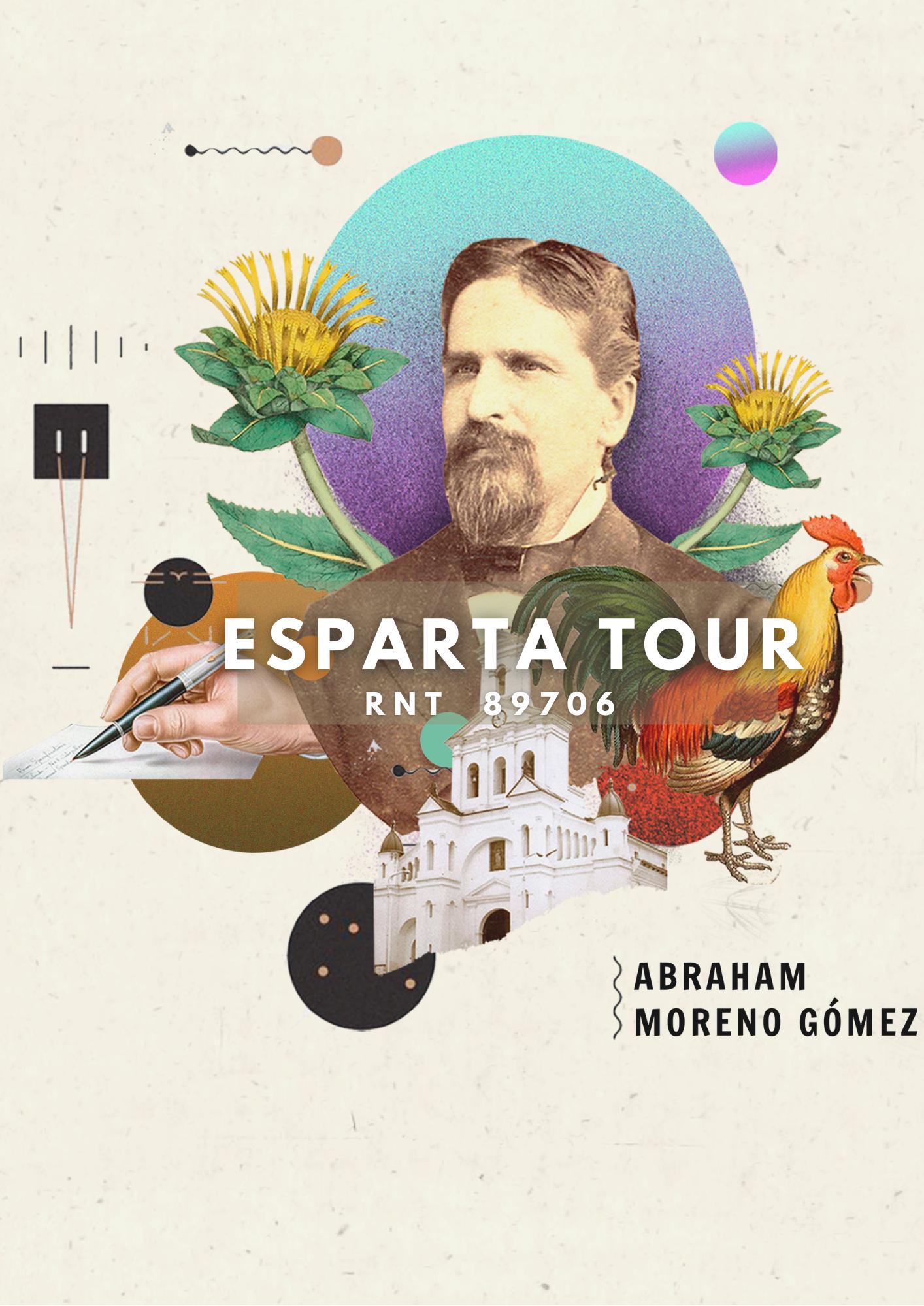 Esparta Tour